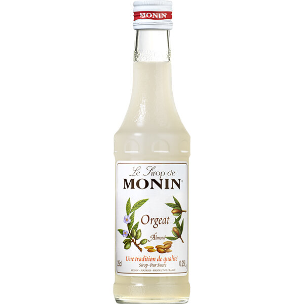 Сироп Monin Almond (Orgeat, Миндаль) 250мл