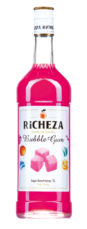 Сироп Richeza Bubble Gum (Баббл Гам) 1л