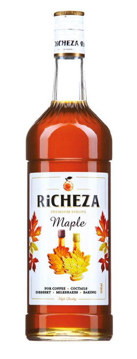 Сироп Richeza Maple (Кленовый) 1л