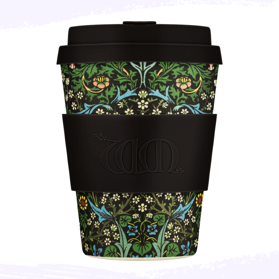 Ecoffee Cup эко-стакан Blackthorn WM (Терновник) 350мл