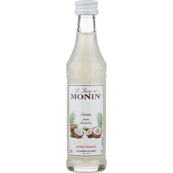Сироп Monin Coconut (Кокос) 50мл