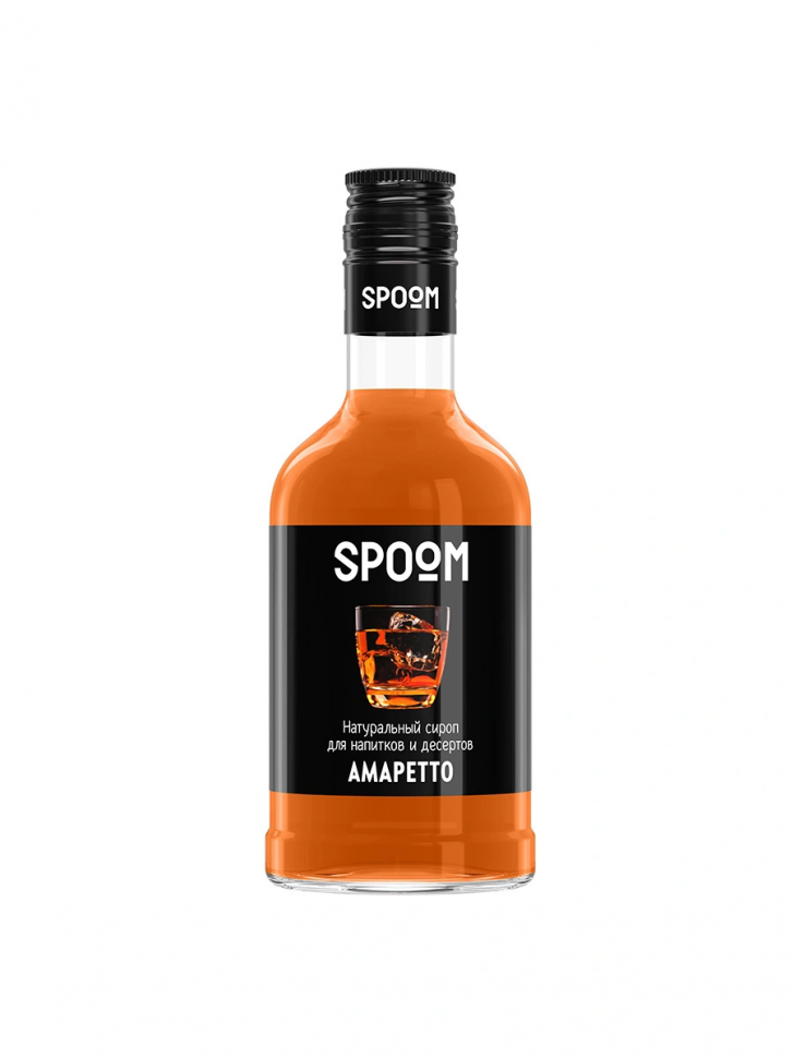 Сироп Spoom Amaretto (Амаретто) 250мл