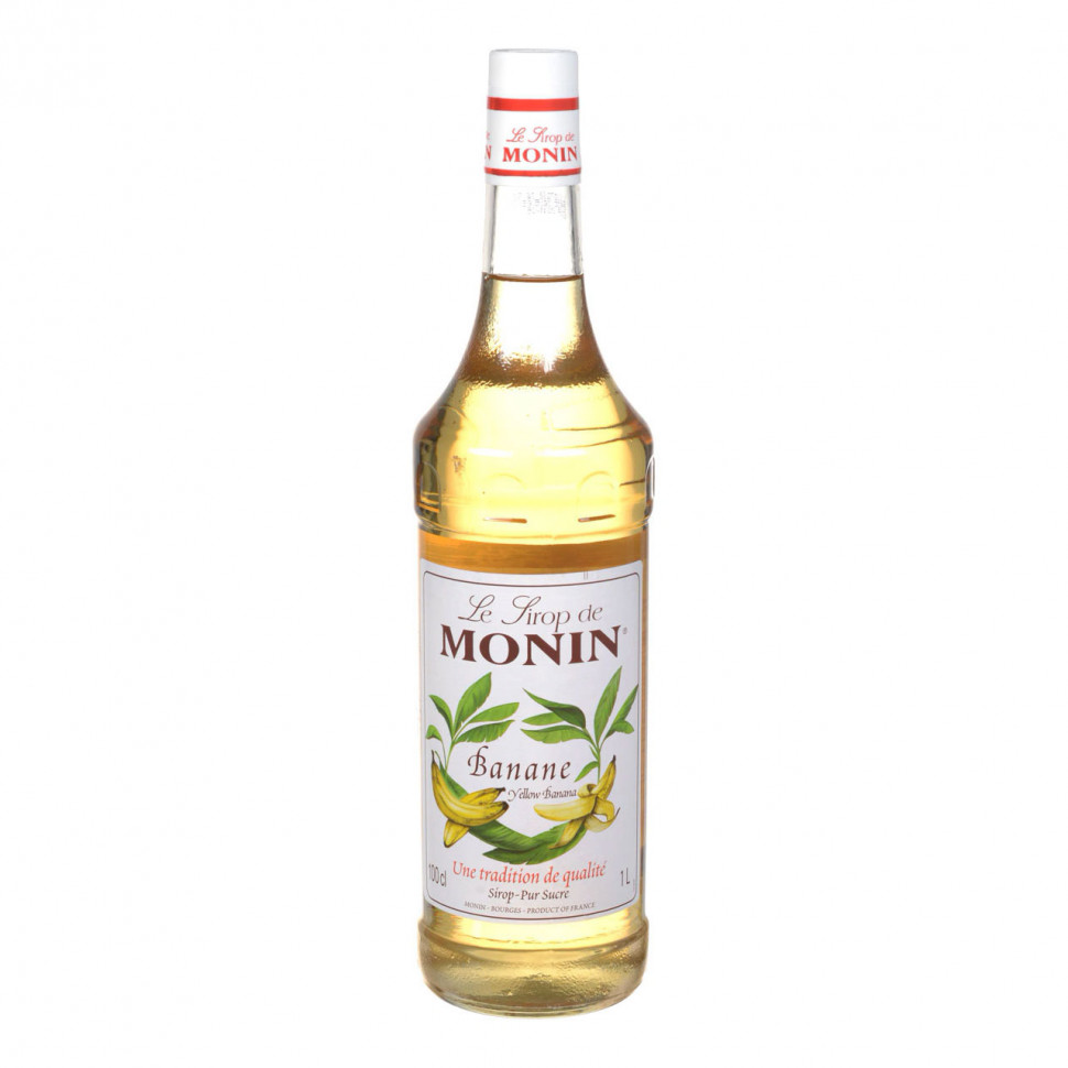 Сироп Monin Banana (Банан желтый) 1л